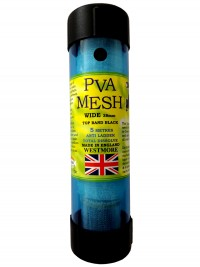 5 Metres of PVA Mesh on a Tube in a Tube
