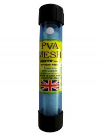 5 metres of narrow pva mesh on a tube in a tube