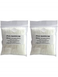 PVA Mesh Refills - Top Band White
